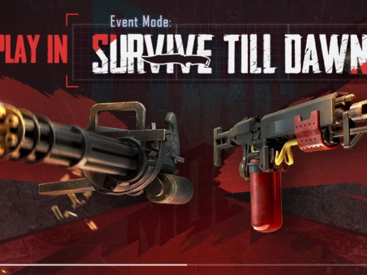 Zombie mode arrives in PUBG