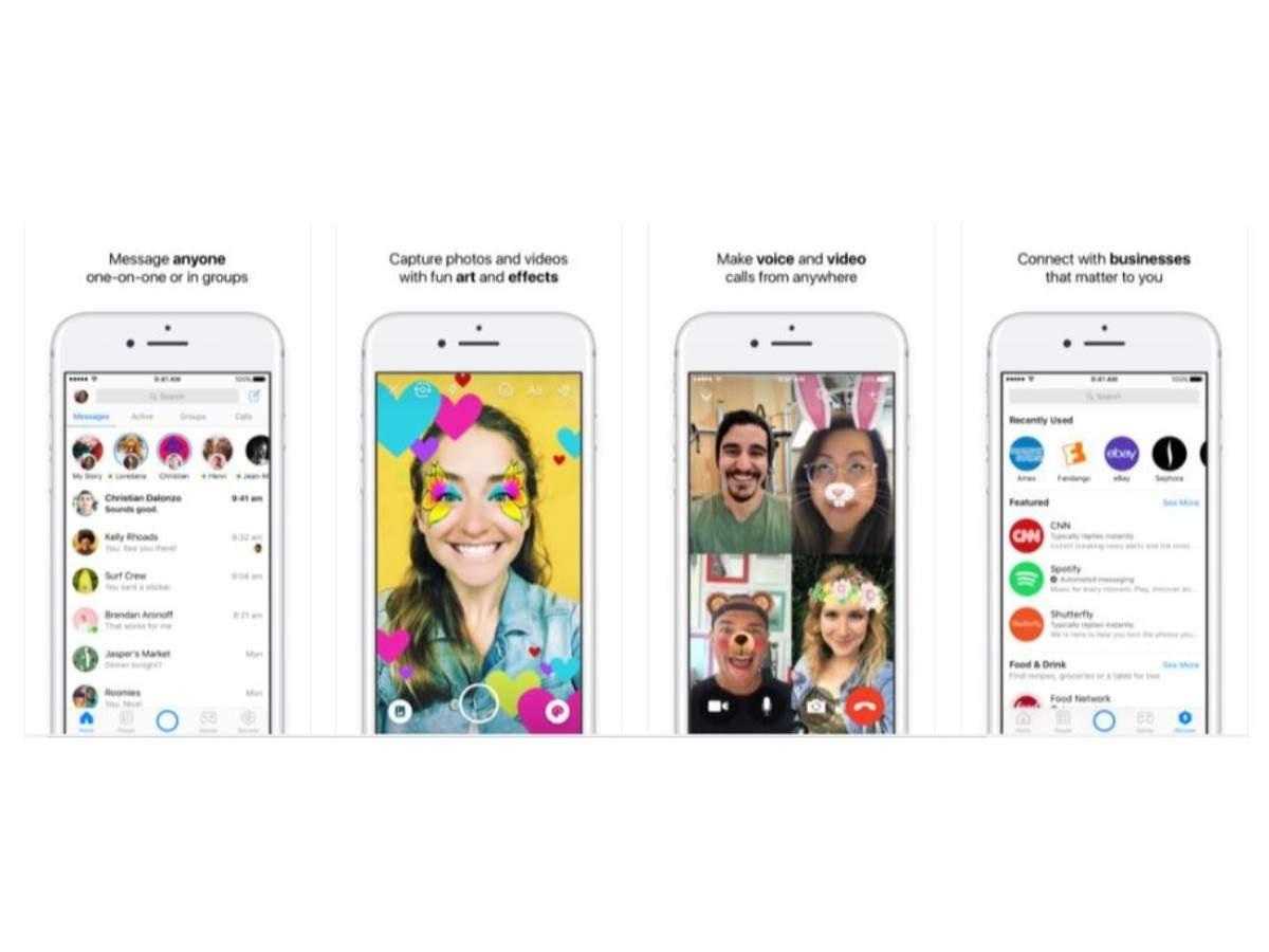Facebook Messenger got 'unsend/recall' feature