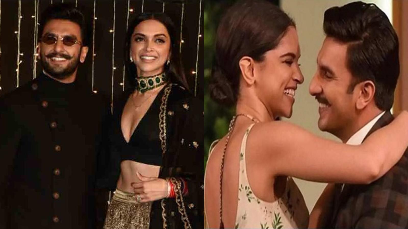 Ranveer Singh reveals his Valentine's Day plans for Deepika Padukone