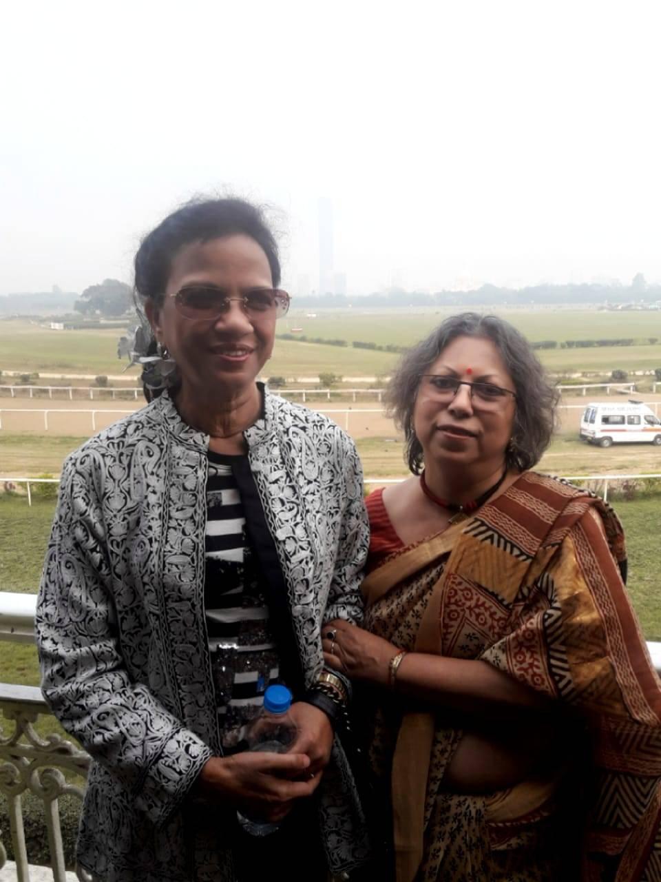 Neeru Poddar and Ratnottama Sengupta.