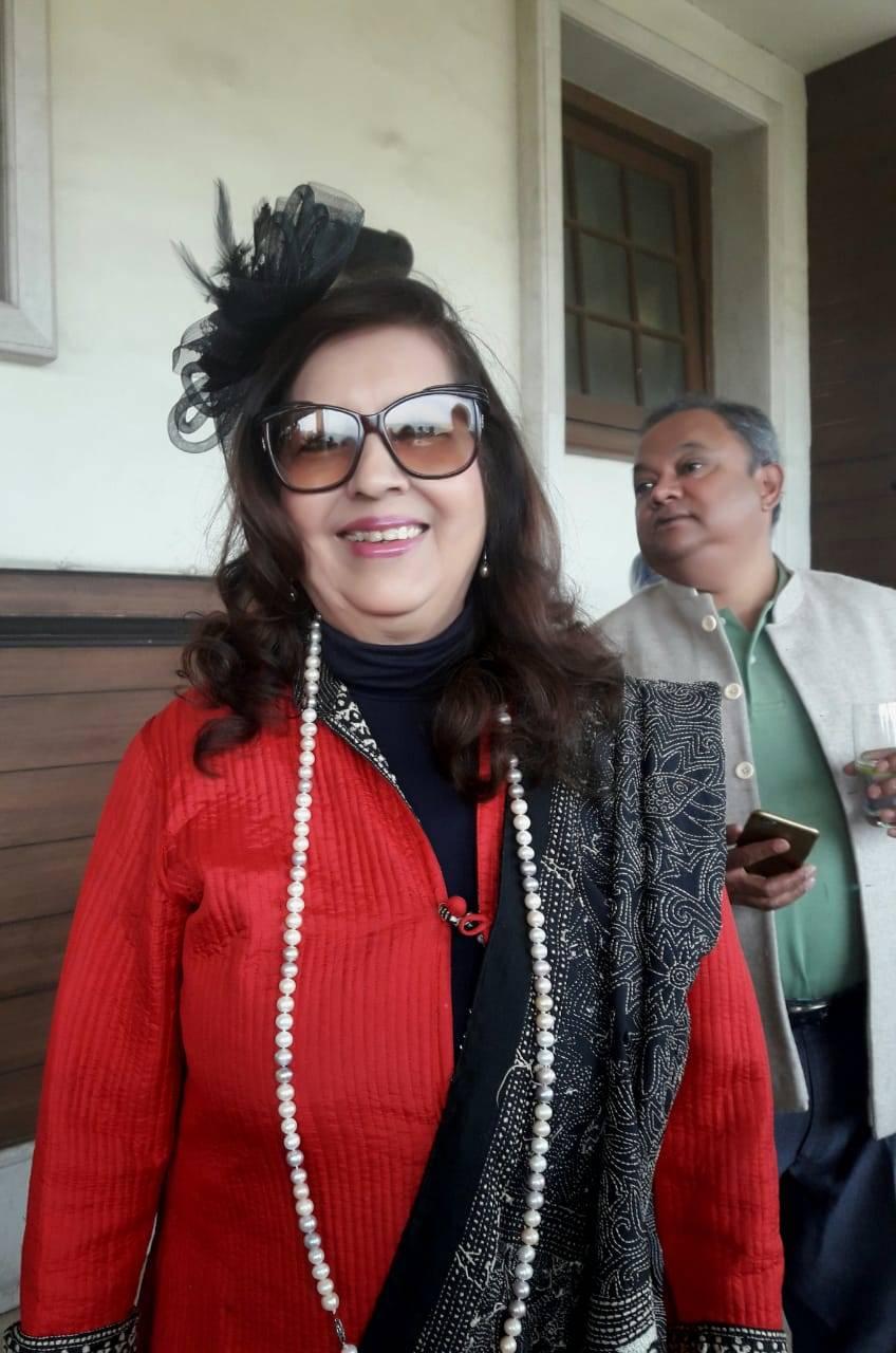 Rita Bhimani.