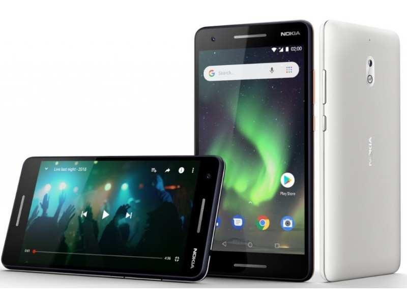 Nokia 2.1: Rs 6,744