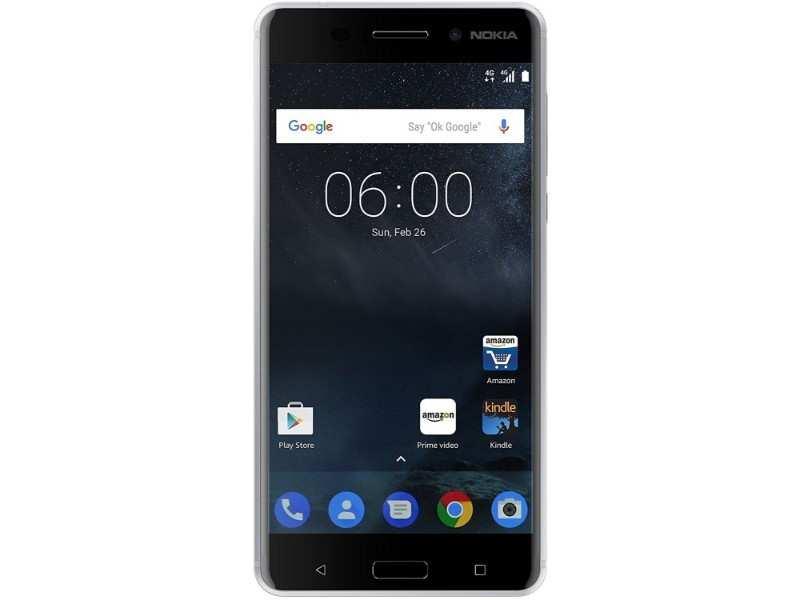Nokia 6: Rs 13,999