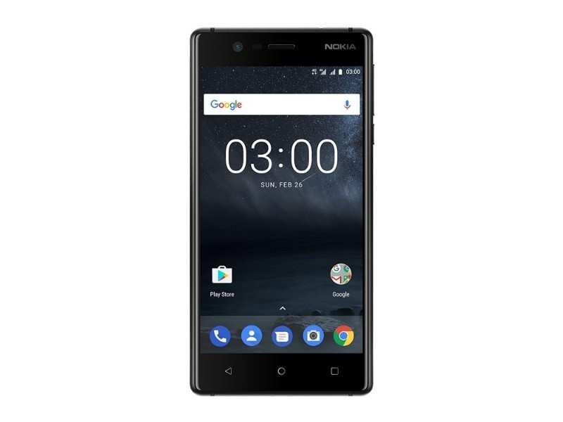  Nokia 3: Rs 7,990
