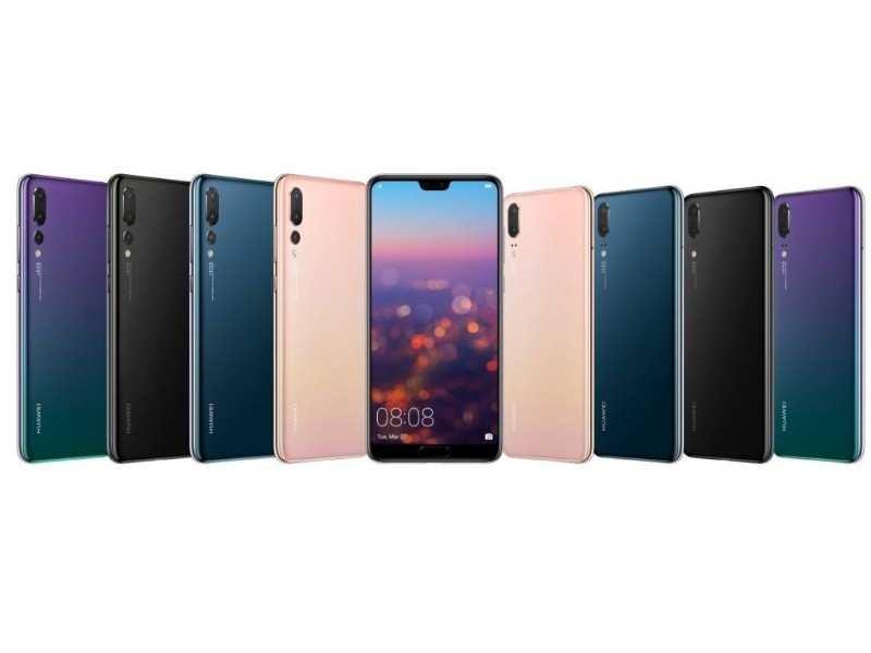 Huawei P20 Pro: Rs 64,999