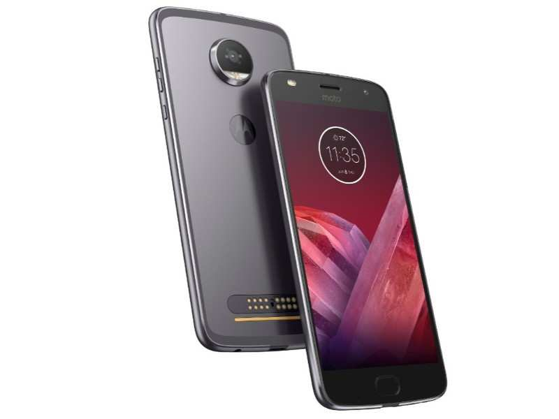​ Moto Z2 Play: Rs 14,150