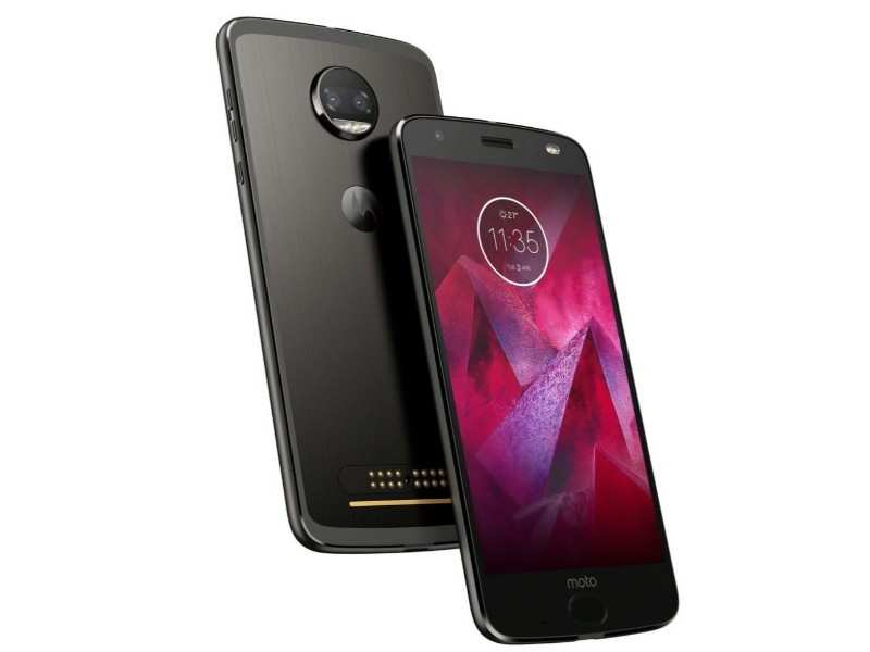 ​ Moto Z2 Force: Rs 34,999