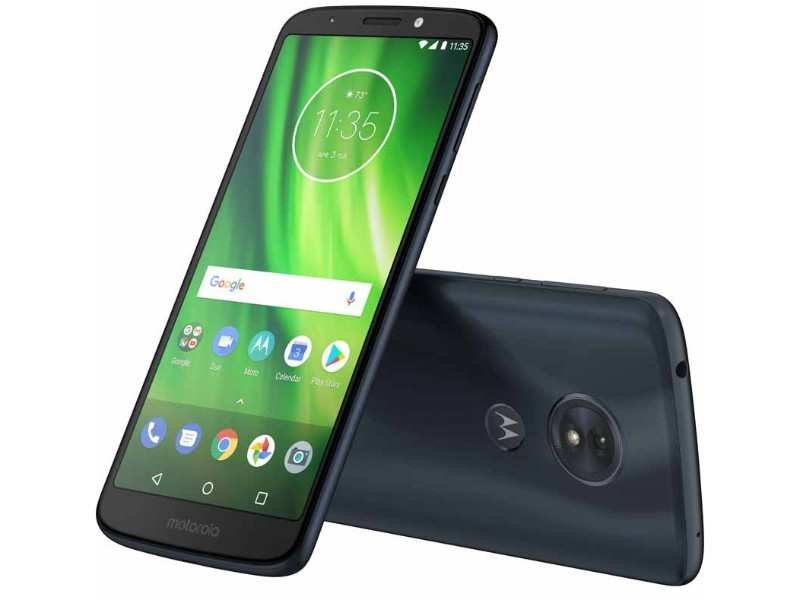 Moto G6 Play: Rs 11,799