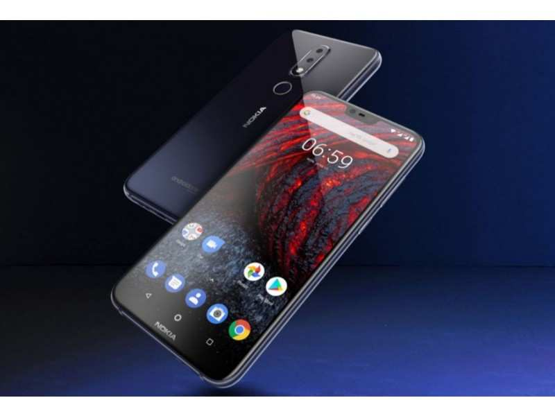 Nokia 6.1 Plus: Rs 15,999