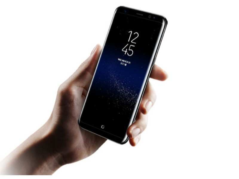 Samsung Galaxy S8+: Rs 53,990