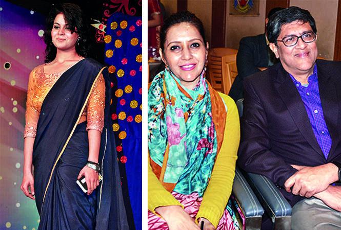 (L) Nandini (R) Prerna and Rohit (BCCL/ IB Singh)