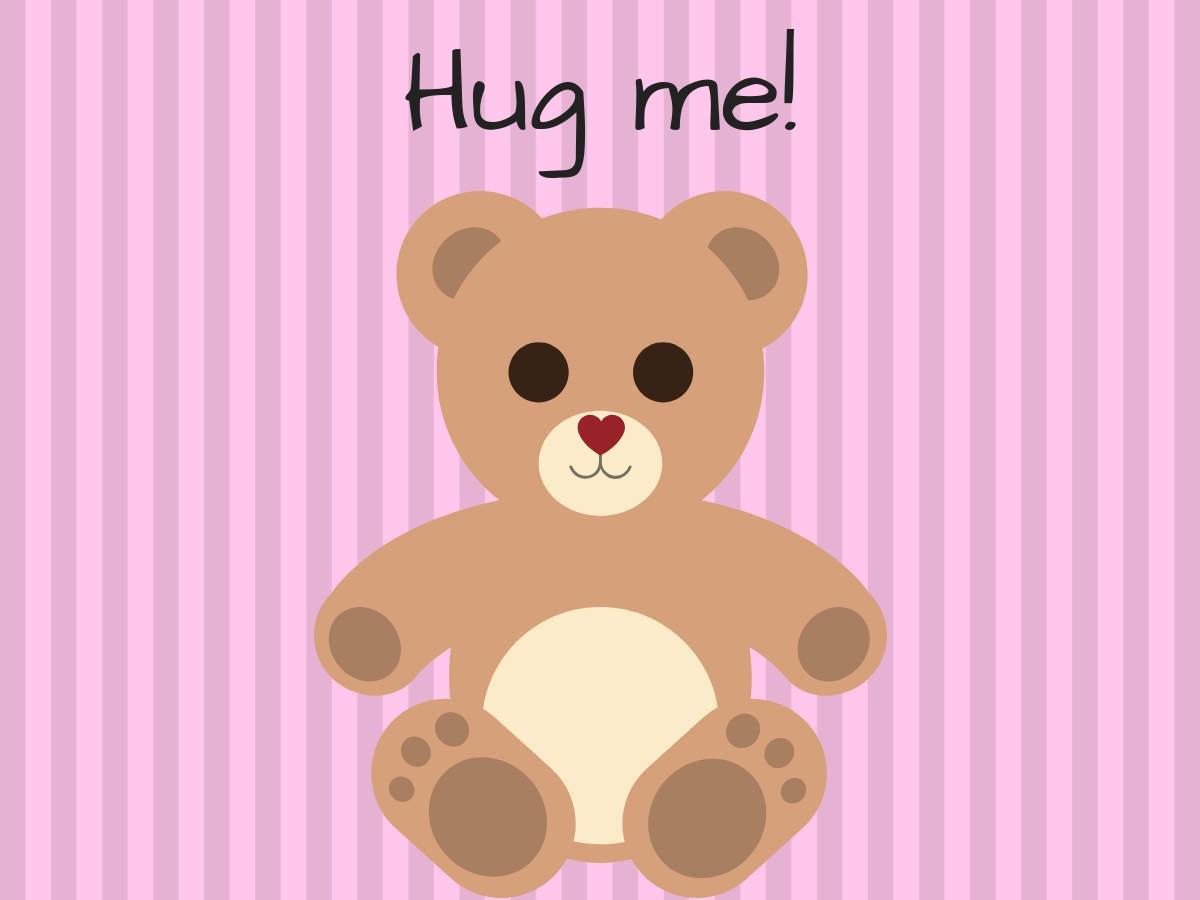 hug day card