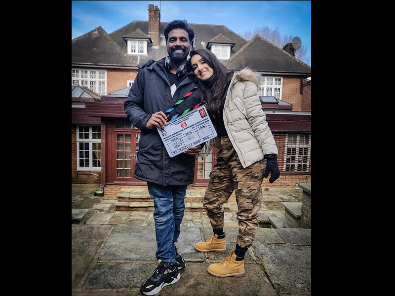 Shraddha Kapoor Shares A Cute Photo With Remo Dsouza As They Kickstart The London Schedule