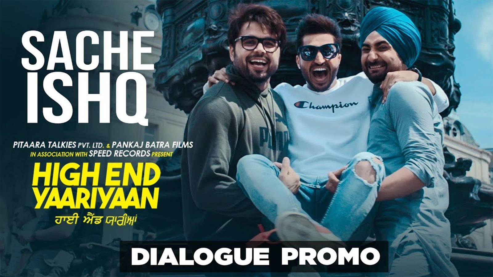High End Yaariyaan - Dialogue Promo