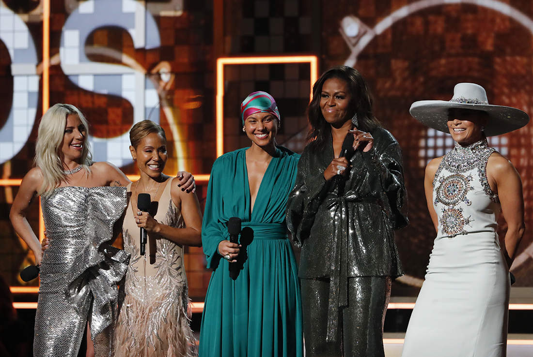 Best pictures from the 61st Annual Grammy Awards