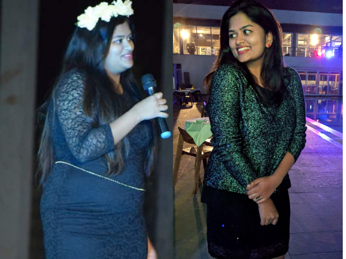 Weight loss: This girl lost weight by eating ONLY 'ghar ka khana'!