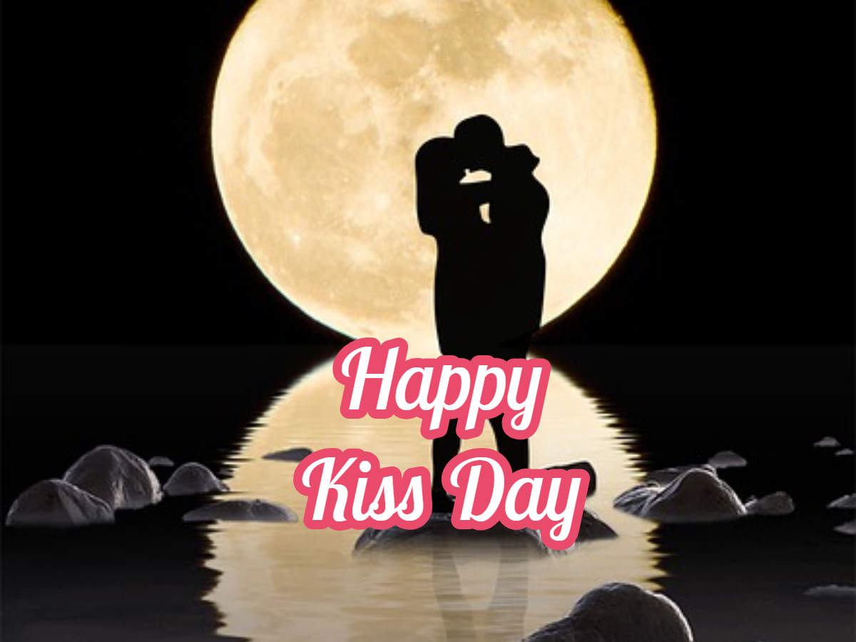 Happy Kiss Day 2019 status, cards, greetings
