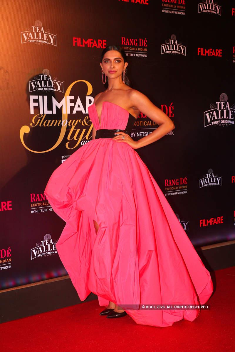 Filmfare Glamour & Style Awards 2019: Red Carpet