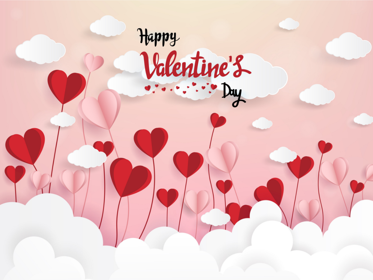 Happy Valentines Day 2020: Greetings, Wallpaper
