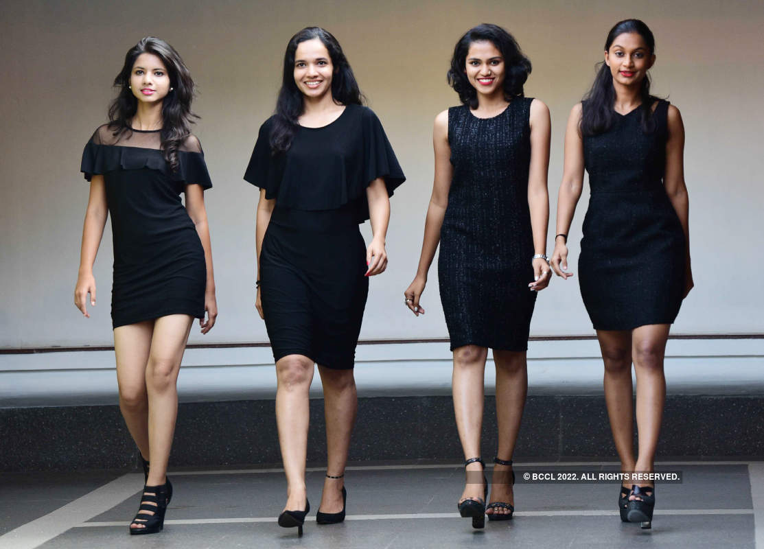 Miss South India 2019 Contestants: Photoshoot