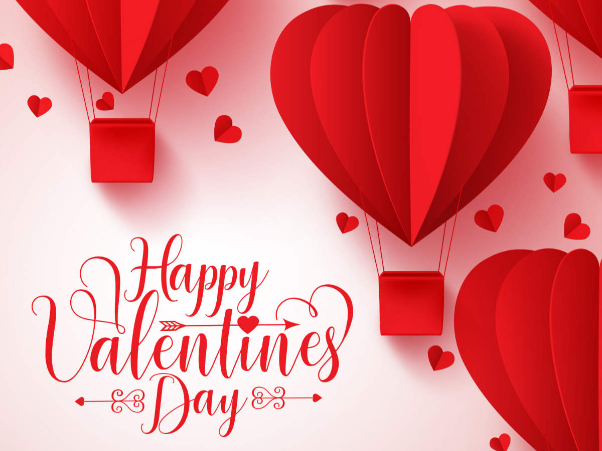 Valentine's Day 2019 Wishes, Messages, Images, Quotes