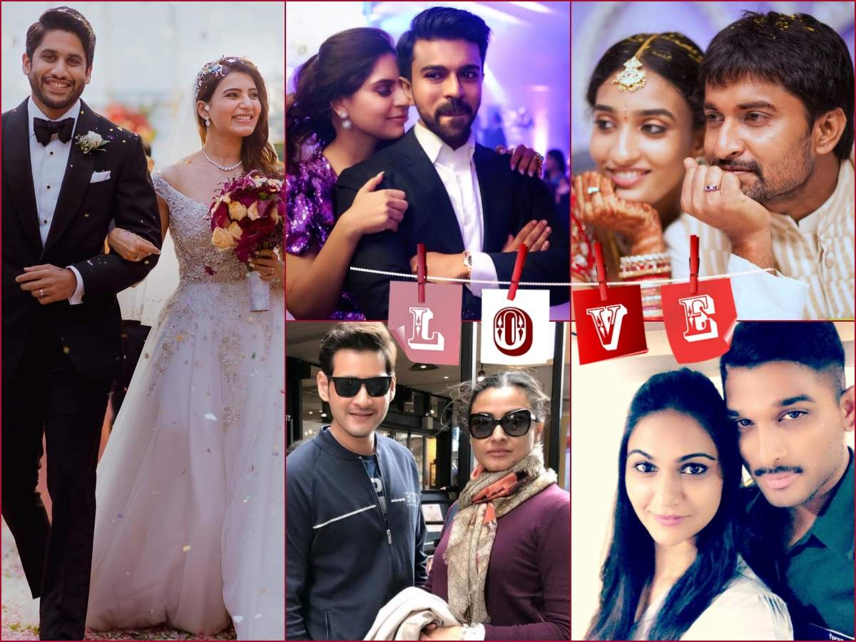 Image result for tollywood love marriages