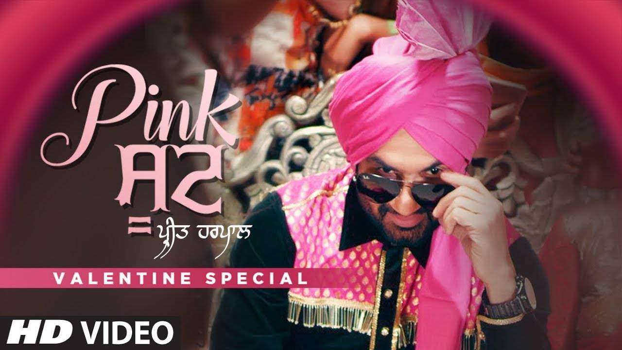 Latest Punjabi Song Pink Suit Sung By Preet Harpal