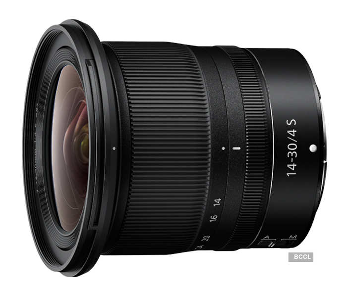 Nikon introduces filter-attachable 14-30mm ultra-wide-angle lens