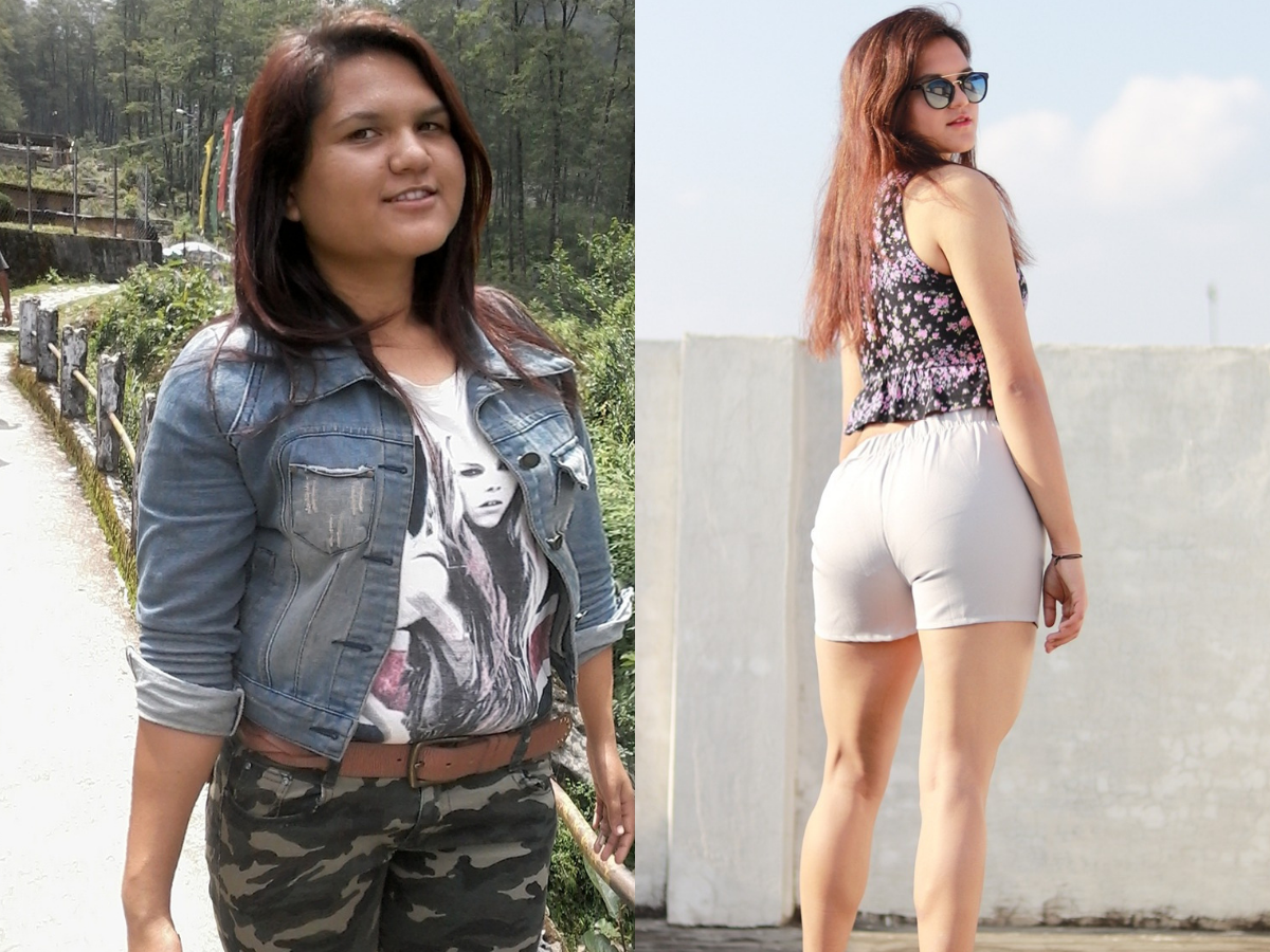 """Weight loss: """"I wanted a perfect 36-24-36 figure"""" - Times of India"""