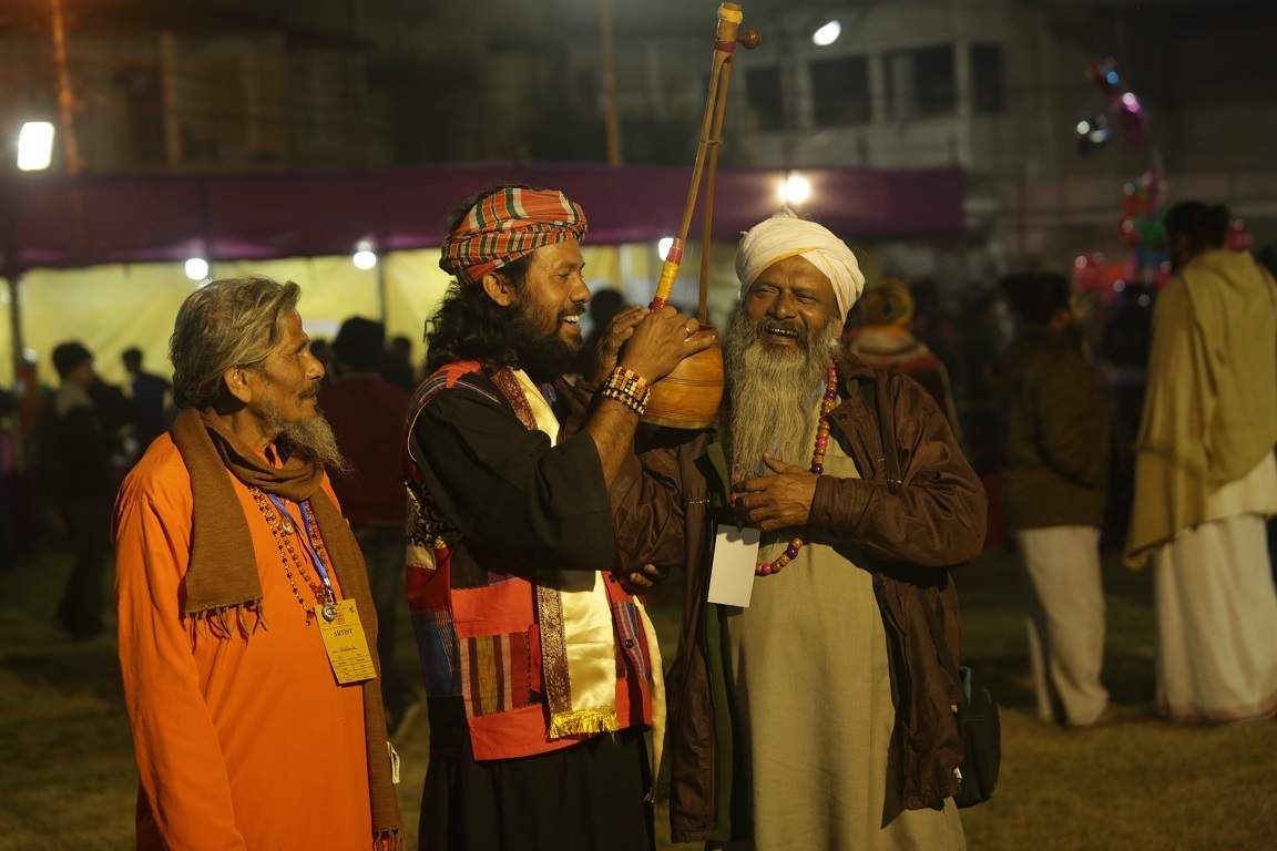 Nilanjan da,Nur Alam Fakir,Bhajan Bairaggya