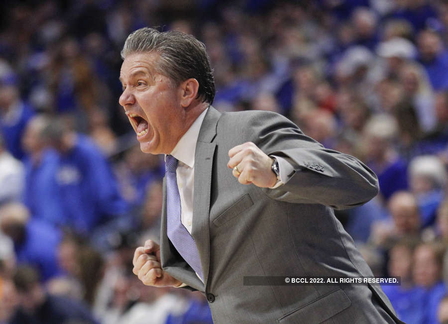 Kentucky takes down Tennessee