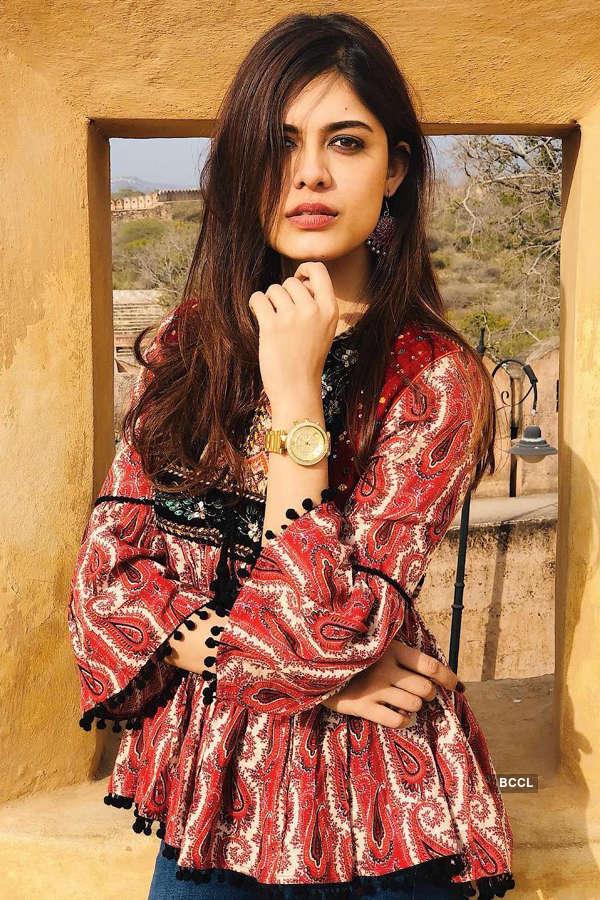 Asha Bhat's Jaipur escapade