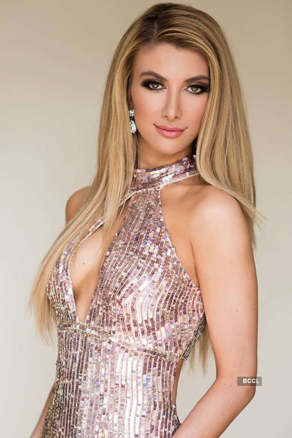 Jordan Elizabeth crowned Miss Eco USA 2019