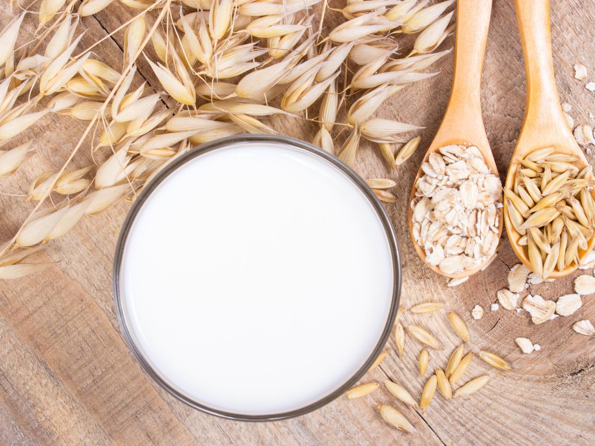 What is oats milk?