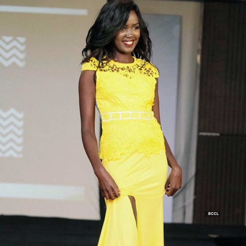 Asara Justice Bullen crowned Miss Earth South Sudan 2019