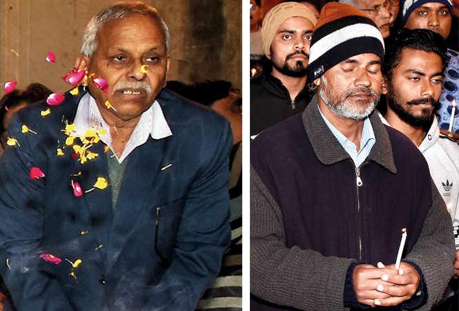 (L) Vinod Mishra (R) Dharam Shree Singh (BCCL/ Farhan Ahmad Siddiqui)