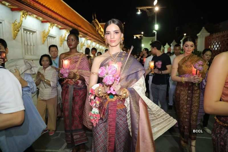 Miss World 2018 embraces the Thai Culture