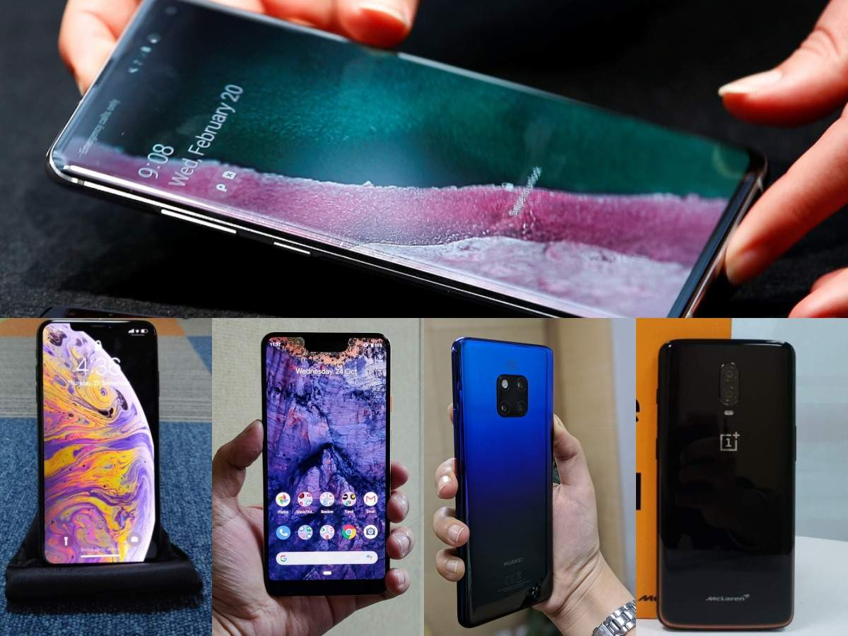 How the big-screen Samsung Galaxy S10+ compares to the other top-end phones from Apple, Google, Huawei and OnePlus