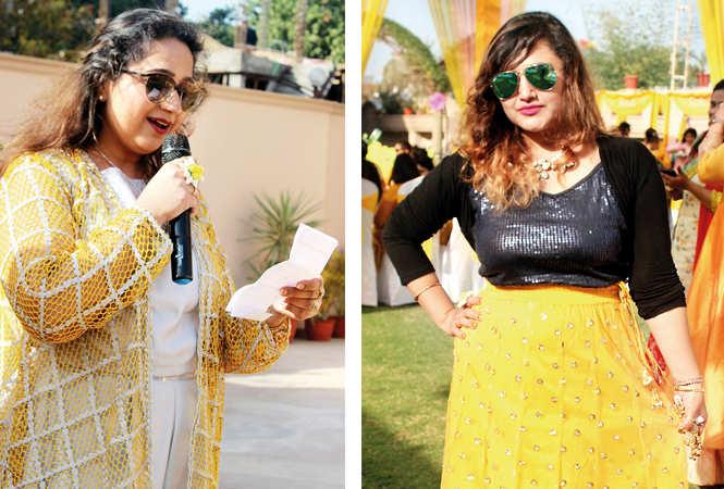 (L) Aishwarya (R) Anamika (BCCL/ Arvind Kumar)