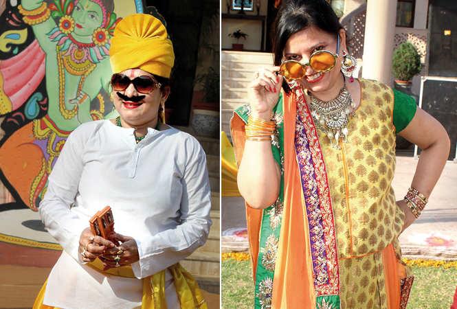 (L) Deepa (R) Hema (BCCL/ Arvind Kumar)