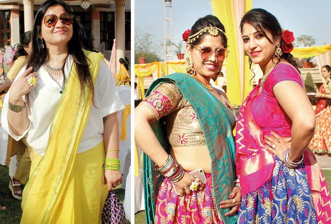 (L) Shonal (R) Shwati and Rupika (BCCL/ Arvind Kumar)