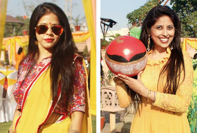 (L) Shweta Singh (R) Sulekha (BCCL/ Arvind Kumar)