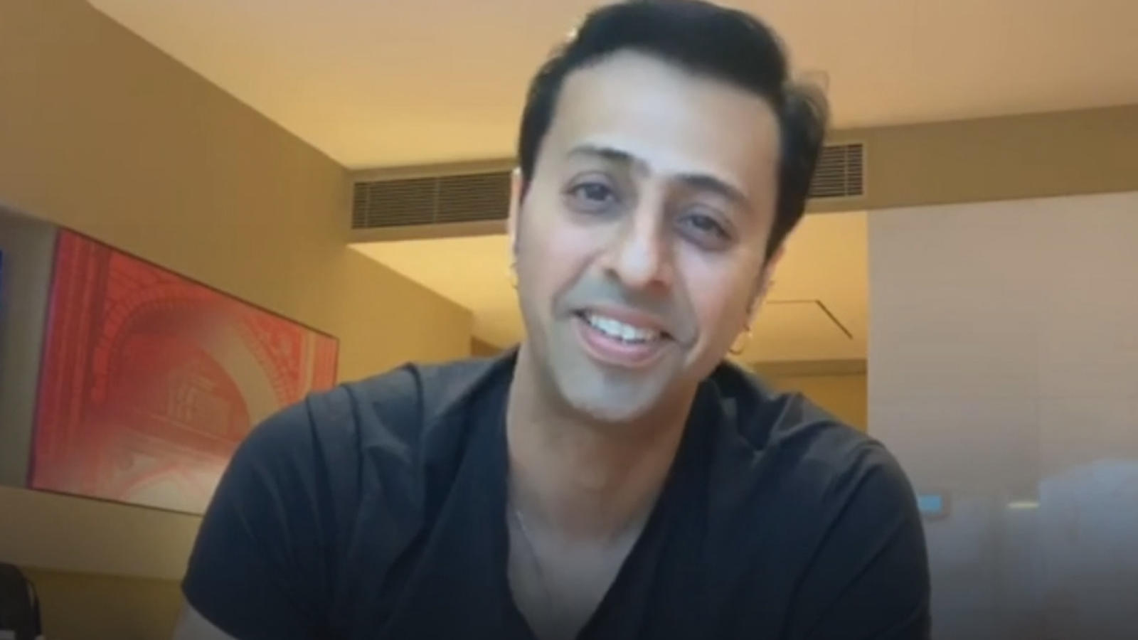 Salim Merchant talks about his love for Sufi music