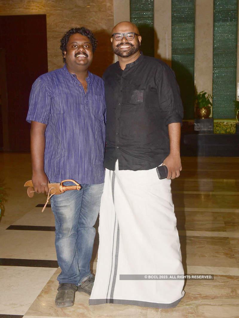 Celebs attend 100 days celebration of Malayalam film 'Kayamkulam Kochunni'