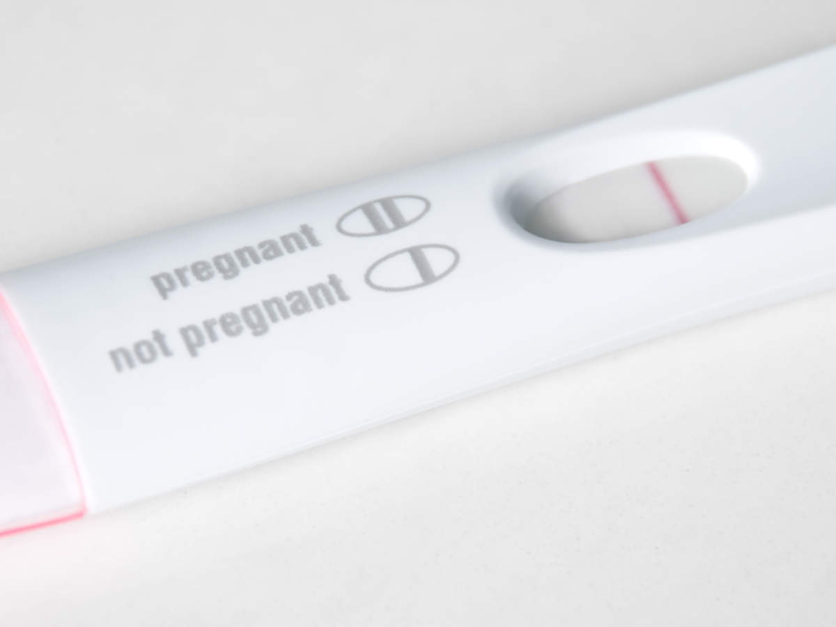 Home Pregnancy Test: The right way to read a pregnancy test | How to