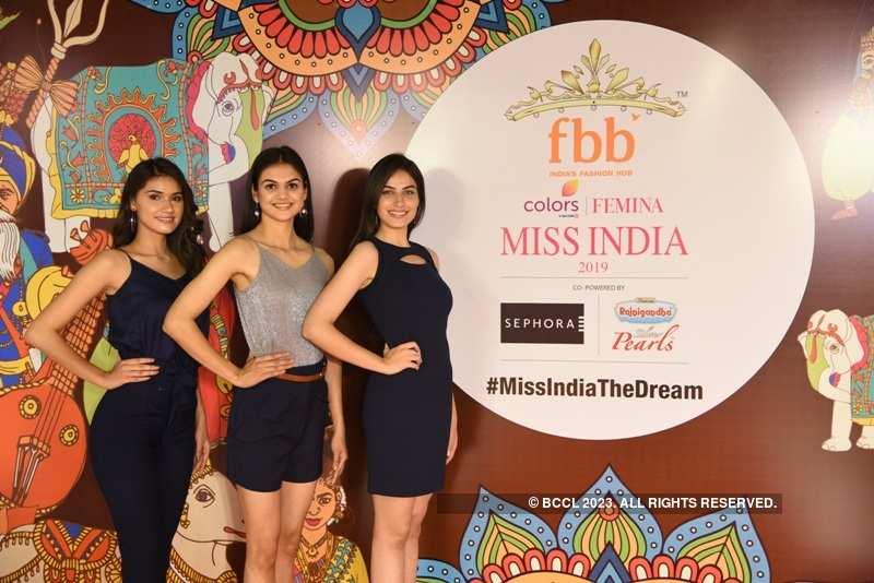 Miss India 2019: Madhya Pradesh Audition