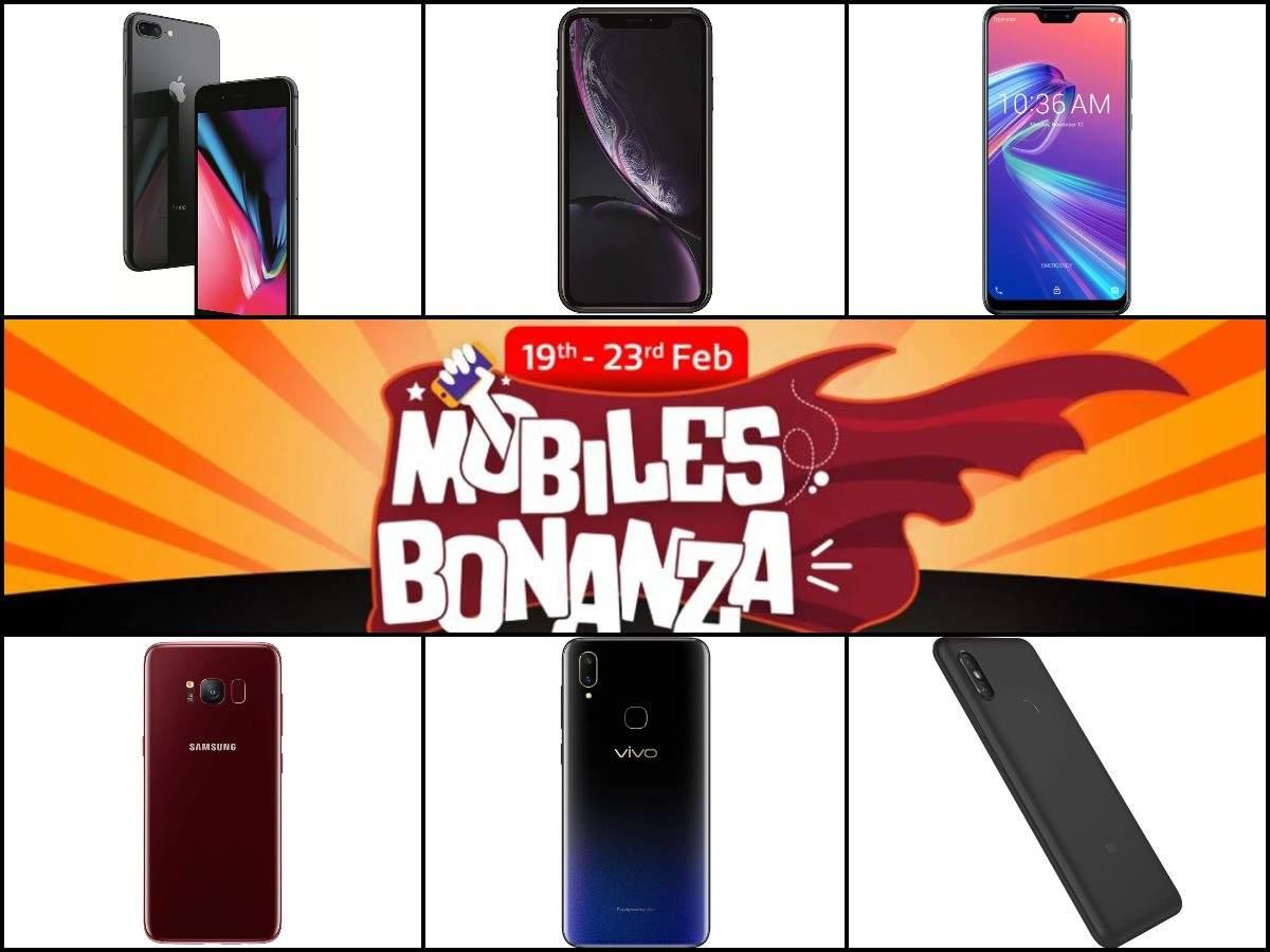Last day of Flipkart Mobiles Bonanza Sale: Best deals on smartphones from Apple, Samsung, Xiaomi, Realme and more
