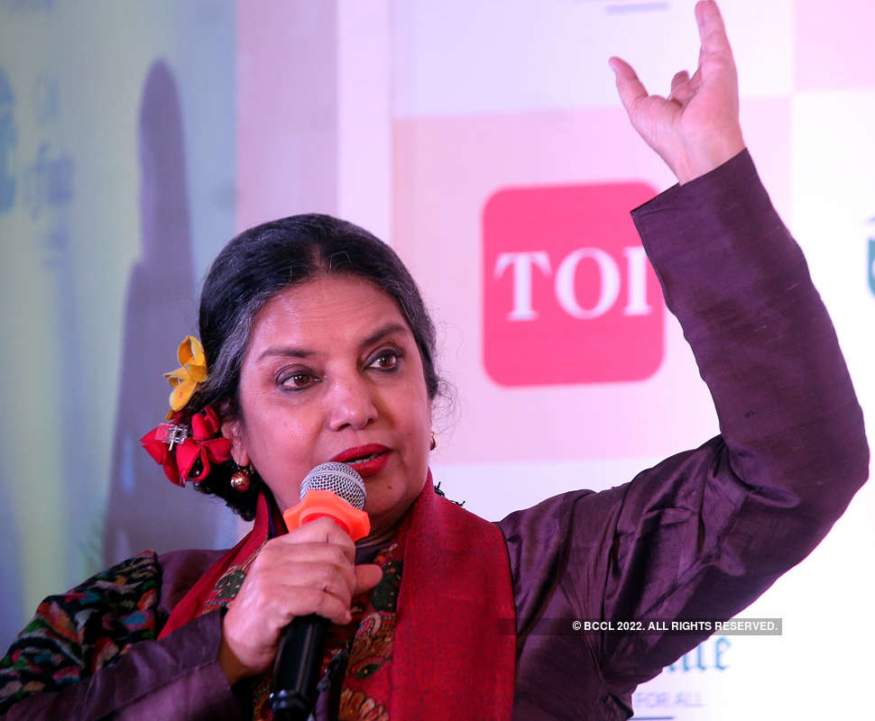 Times Litfest Bengaluru 2019: Literary Dinner with Shabana Azmi
