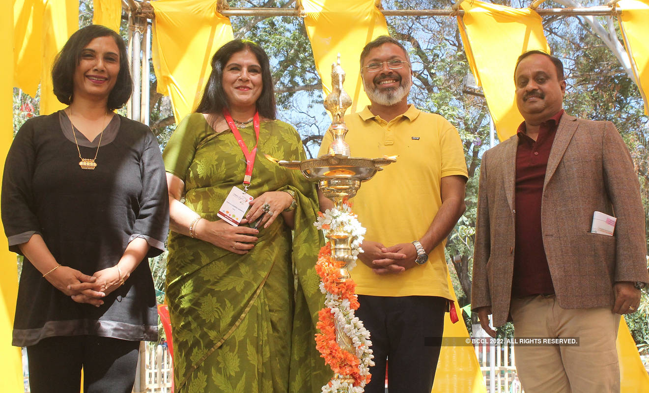 Times Litfest Bengaluru 2019: Day 1: Inauguration Ceremony