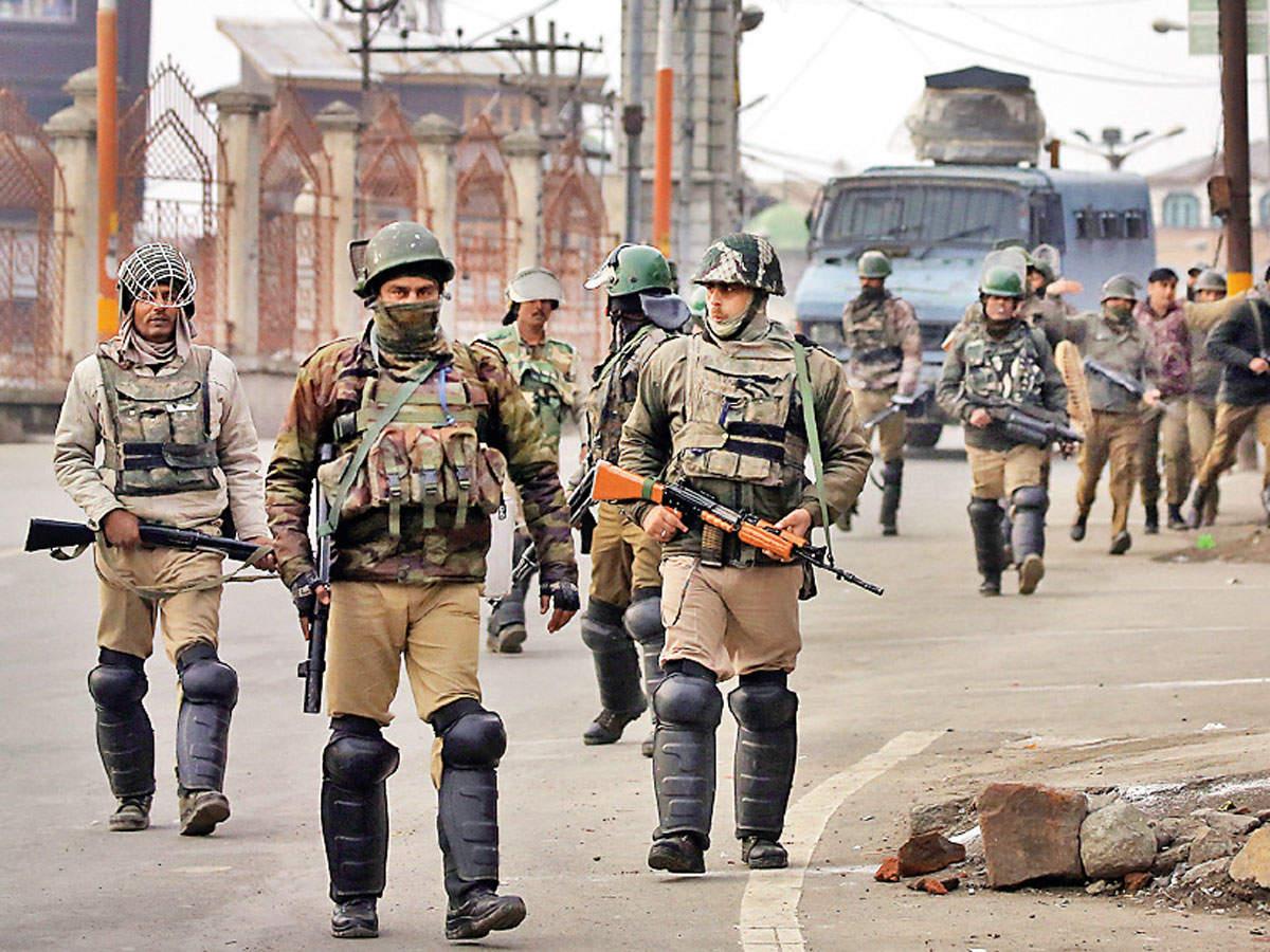 Article 35A: Srinagar descends into confusion, panic | India